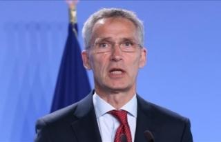 NATO Genel Sekreteri Stoltenberg: 5. maddedeki güvenlik...