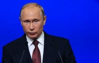 Putin'den 'Suriye'den çekilme'...