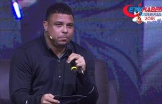 Ronaldo: Brezilya'ya sadece kupayı kazanmak...