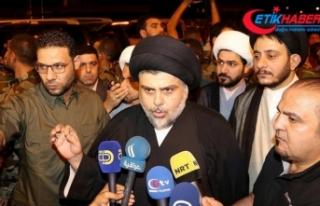 Sadr'dan 'Irak tehlikede' açıklaması