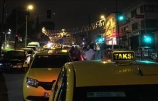 Taksicilerden Cumhurbaşkanı Erdoğan'a teşekkür