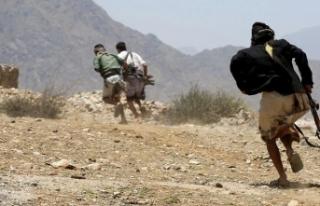 Yemen'de Husilerle çatışan 19 asker öldü