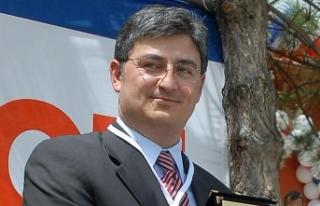 Yerli otomobilin CEO'su Mehmet Gürcan Karakaş...