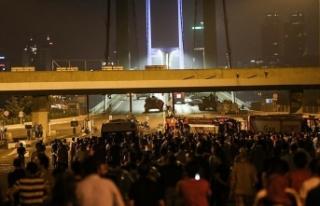 15 Temmuz Şehitler Köprüsü davasında 72 ağırlaştırılmış...