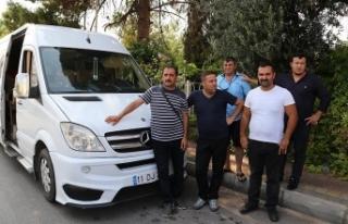 4 bin avro maaşla iş hayalleri Antalya'da suya...