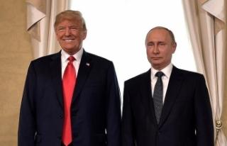ABD Başkanı Trump: İki ülkenin iş birliği yüz...