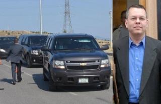 ABD'li rahibin tahliye talebi reddedildi