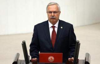 Adalet Komisyonu Başkanı Hakkı Köylü kalp krizi...