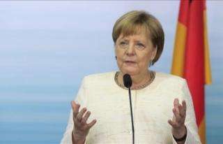 Almanya Başbakanı Angela Merkel: Bu, Almanya tarihinde...