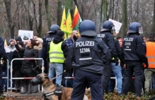 Almanya'da istihbarat raporuna göre PKK terör...
