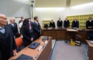 Almanya Federal Yargıtay Başsavcısı Frank: NSU...