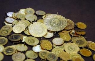 Çeyrek Altın 332 Lirayı Gördü