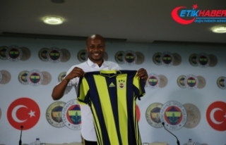 Andre Ayew, resmen Fenerbahçe'de