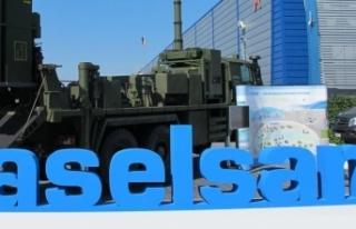 ASELSAN'dan 1 milyar 330 bin liralık anlaşma