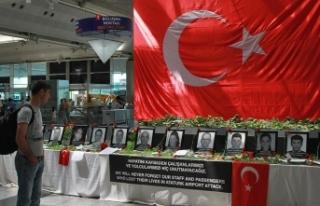 Atatürk Havalimanı'ndaki saldırı davasında...