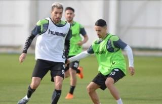 Atiker Konyasporlu Bourabia, Sassuolo'ya transfer...