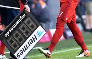Avrupa kupalarında oyuncu değişikliğine düzenleme