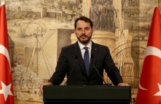 Hazine ve Maliye Bakanı Albayrak: Aksiyon planımızı...