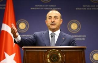 Bakan Çavuşoğlu: FETÖ'cü teröristlere rahat...