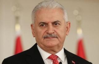Başbakan Yıldırım, Rafini ile görüşecek