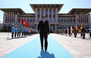 Başkan Erdoğan'ın yeminiyle 'yeni sistem'...
