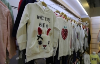 Bebe ve çocuk konfeksiyonu yeni pazarlara yelken...
