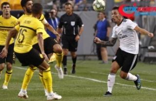 Benfica Dortmund'u penaltılarla geçti