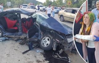 Bir kaza haberi de İzmit'ten: Ölü ve yaralılar...