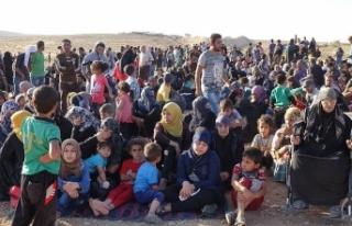 BM'den 140 bin Suriyeli için 'güvenli...