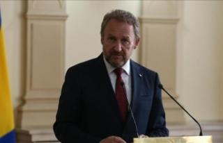 Boşnak lider İzzetbegovic'ten Yunanistan'a...