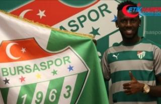Bursaspor, Allano Lima ile sözleşme imzaladı