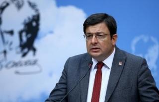 CHP Genel Başkan Yardımcısı Erkek: Algı yaratarak...