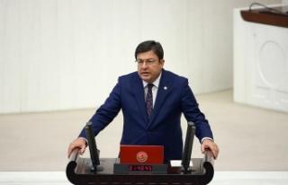 CHP Genel Başkan Yardımcısı Erkek: CHP'ye...