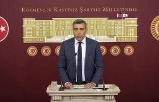 CHP Genel Başkan Yardımcısı Yılmaz: Türkiye...