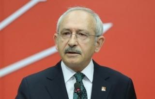 CHP Genel Başkanı Kılıçdaroğlu: 15 Temmuz bir...