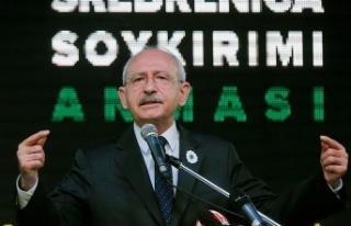 CHP Genel Başkanı Kılıçdaroğlu: Avrupa Türkiye'ye...