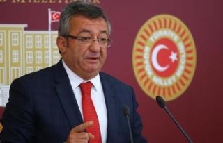 CHP Grup Başkanvekili Altay'dan İnce'ye...