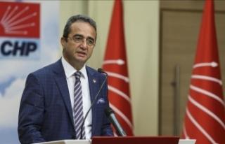 CHP'li Tezcan, Cumhurbaşkanı Erdoğan'a...