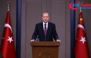 Cumhurbaşkanı Erdoğan: Atanmış olan da görevden...