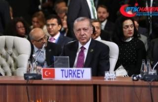 Cumhurbaşkanı Erdoğan: Mevcut küresel sistem kimseyi...