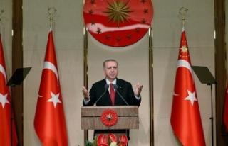 Cumhurbaşkanı Erdoğan: 15 Temmuz'u unutturmayacağız,...
