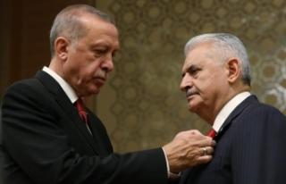 Cumhurbaşkanı Erdoğan: Bizi yolda bırakmadı,...