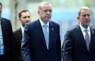 Cumhurbaşkanı Erdoğan Brüksel'de 'Afganistan...