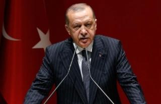 Cumhurbaşkanı Erdoğan: İnsanlık suçlarının...