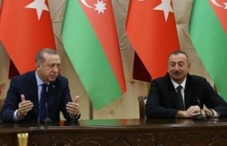 Cumhurbaşkanı Erdoğan: Savunma sanayisinde ihracatı...