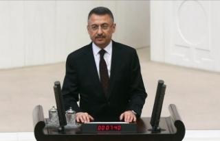 Cumhurbaşkanı Yardımcısı Oktay: Srebrenitsa için...
