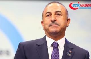 Dışişleri Bakanı Çavuşoğlu: Kimse Türkiye'ye...