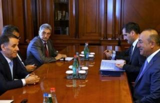 Dışişleri Bakanı Çavuşoğlu Azerbaycan'da