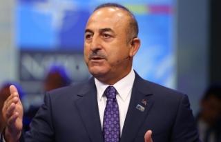 Dışişleri Bakanı Çavuşoğlu'ndan S-400...