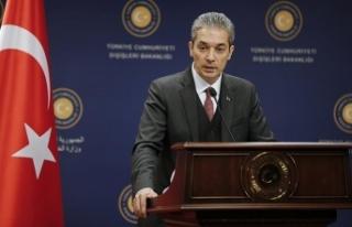 """""""Türkiye'ye kimse emir veremez ve tehdit edemez"""""""